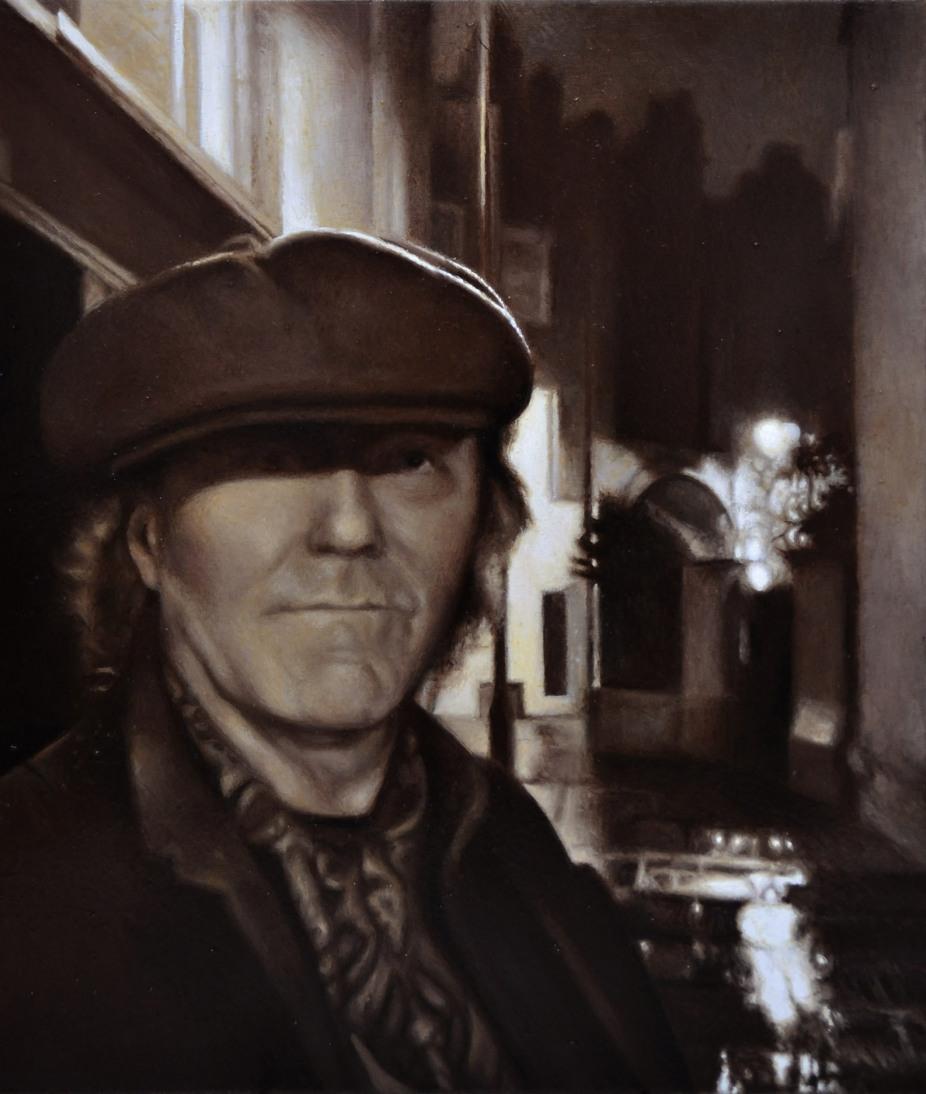 The Portrait of Mr Steve Somerset