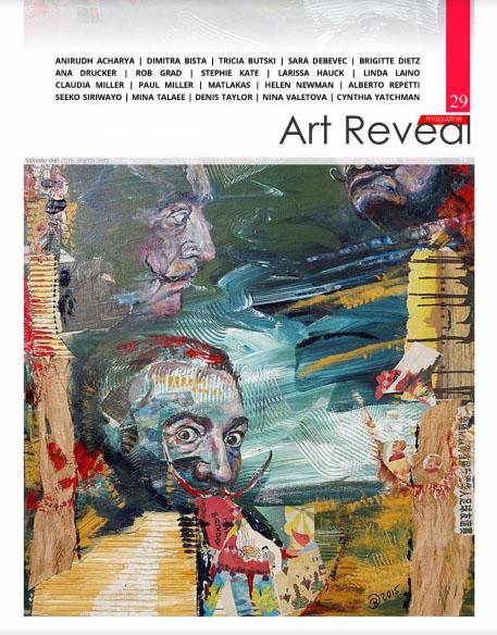 art reveal magazine number 29