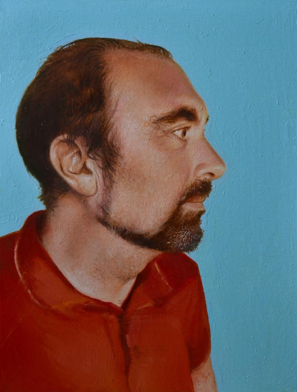 Portrait of Luca Repetti, Oceanographer