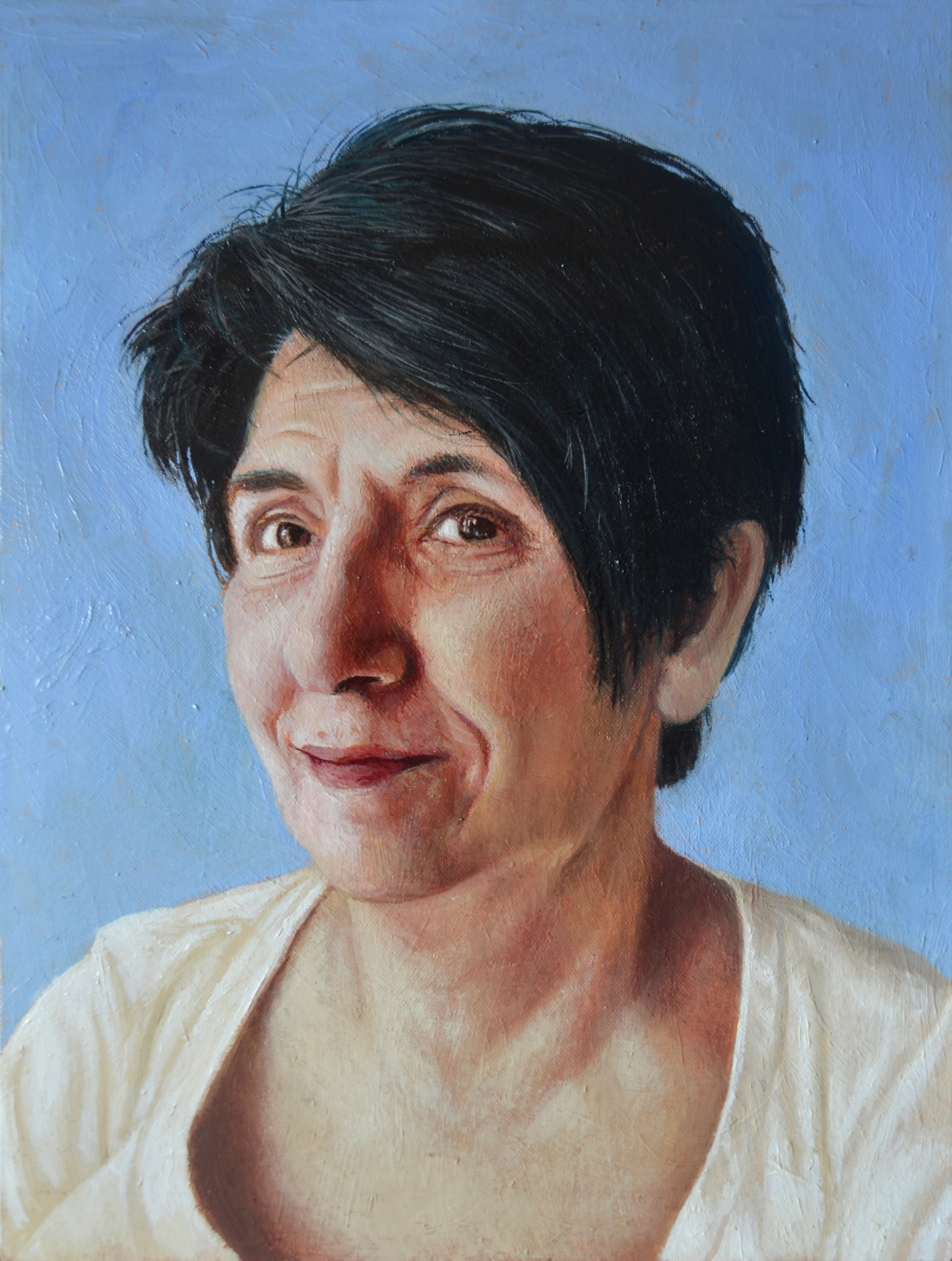 Portrait of G.G.