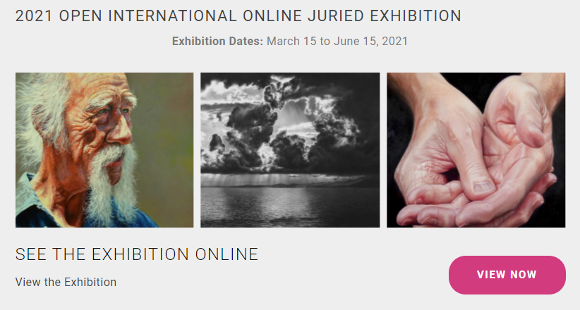 Society of Canadian Artists : 2021 OPEN INTERNATIONAL ONLINE JURIED EXHIBITION March 15 to June 15, 2021